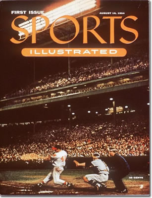 sports illustrated rare copies