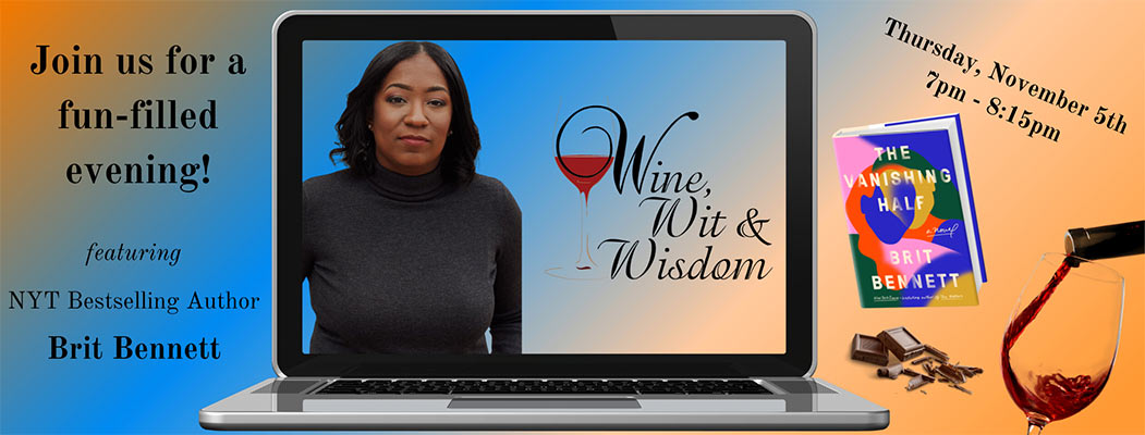 wine wit & wisdom 2020 phoenixville public library